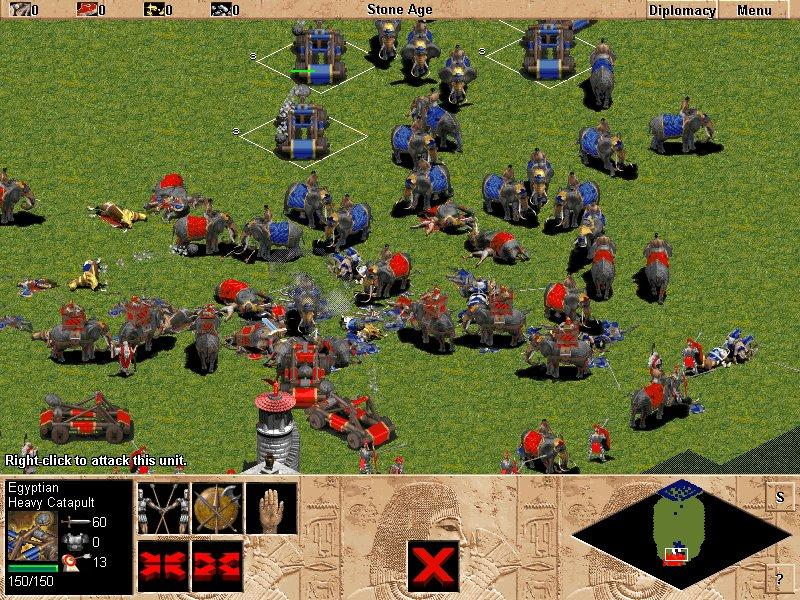 age of empires 1 mobile games free